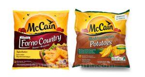 McCain Mediterranean Potatoes e Forno Country