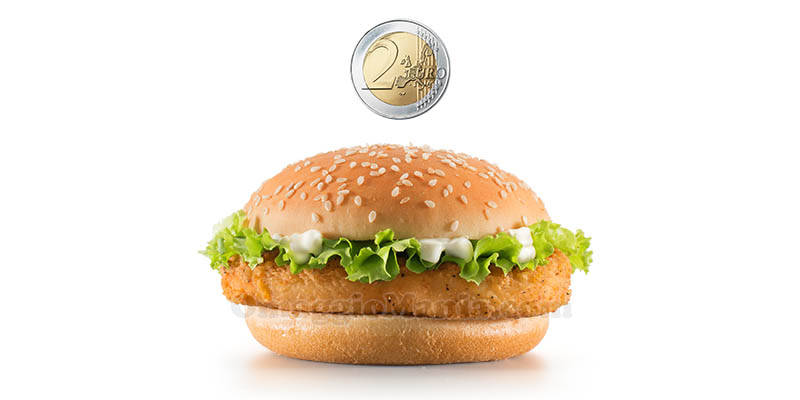 McChicken a 2 euro