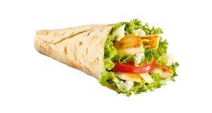 McWrap Caesar Cheese