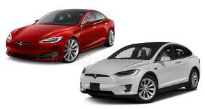 Tesla Model S Model X