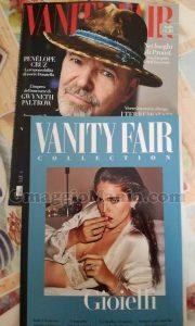 Vanity Fair 26 e Vanity Fair Collection di Baba