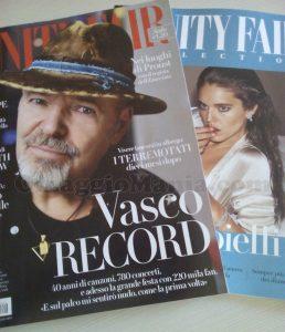 Vanity Fair 26 e Vanity Fair Collection di Fede