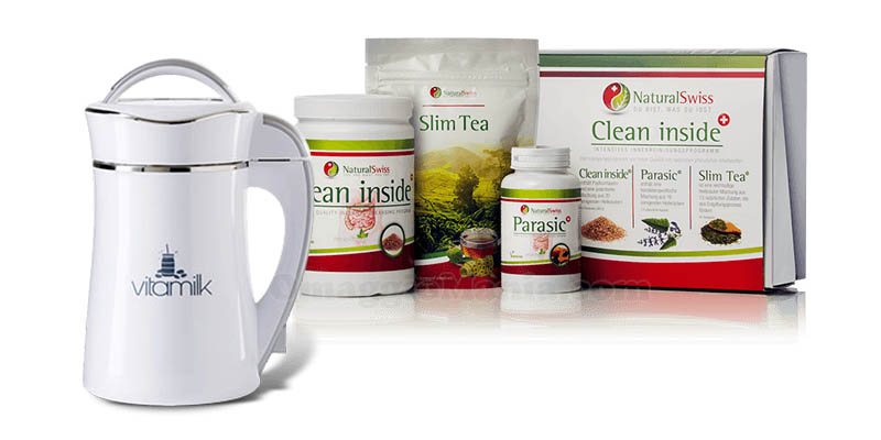 Vitamilk e kit Clean Inside