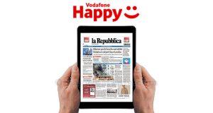 Vodafone Happy La Repubblica+