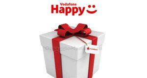 Vodafone Happy regalo