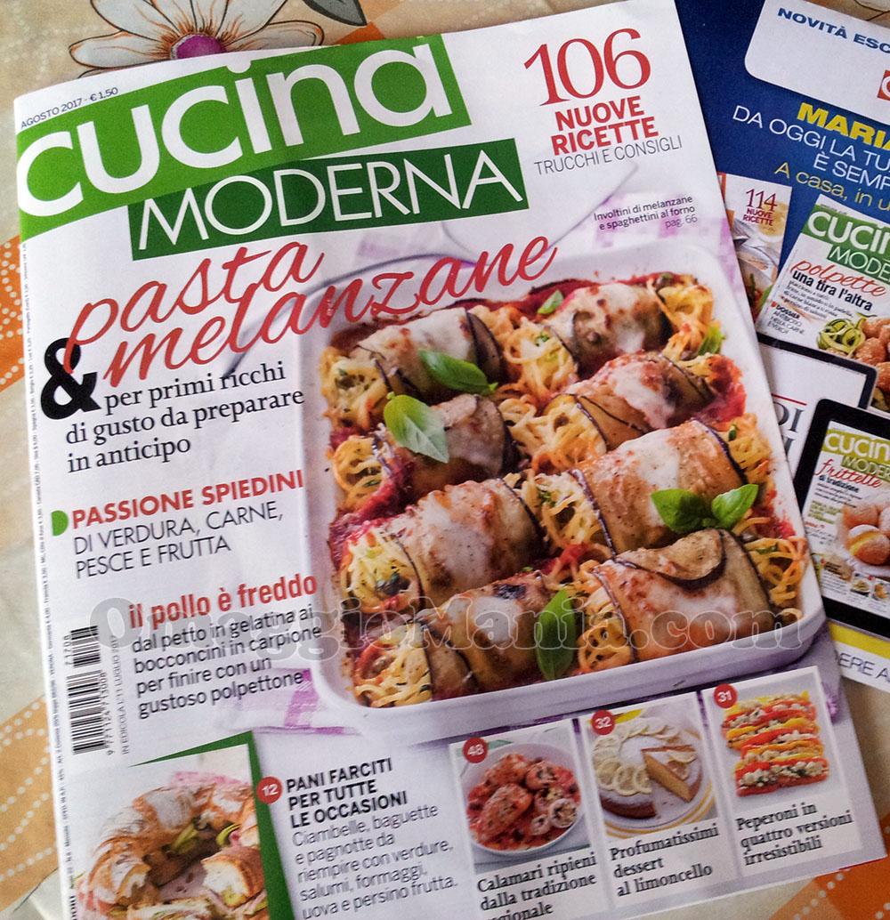 abbonamenti a cucina moderna con barilla in arrivo On abbonamento a cucina moderna