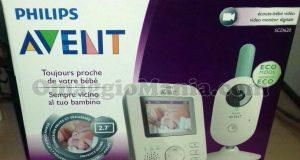 baby monitor Philips Avent di Antonella