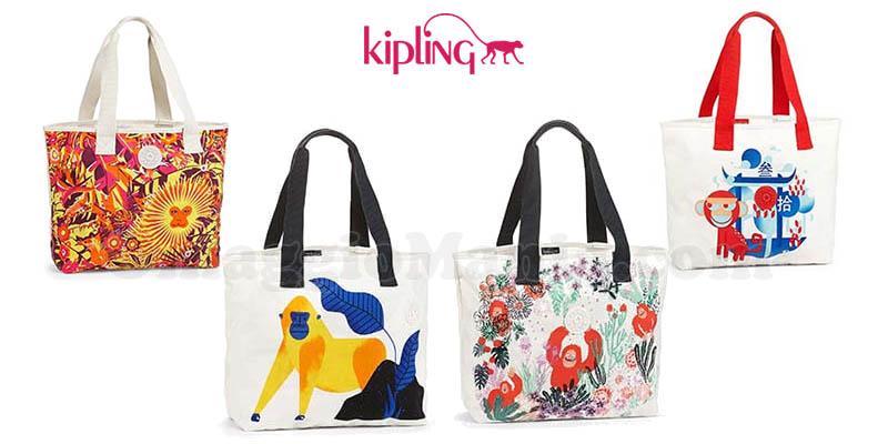 borse Kipling #30YearsKipling