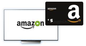 buono Amazon gratis con Prime Video