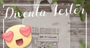 diventa tester Dr.Scheller con Ecco Verde