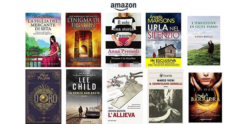 ebook gratis Amazon Prime Day 2017