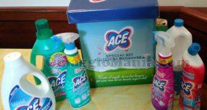 kit ACE Pulizie di Primavera di Stefy