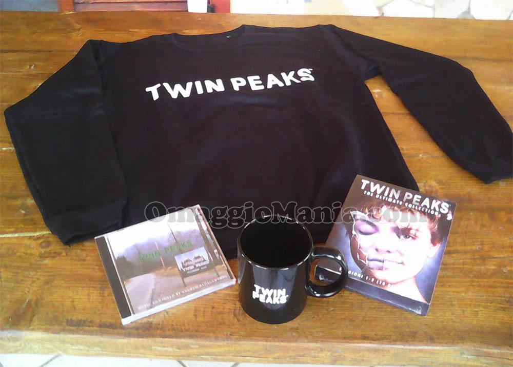 kit Twin Peaks di Lory