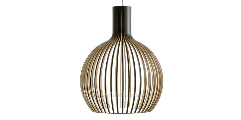 lampada Octo 4240 di Secto Design