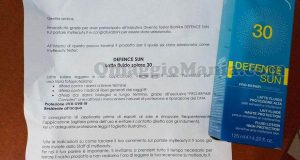 latte fluido solare BioNike Defence Sun di Roberta con myBeauty
