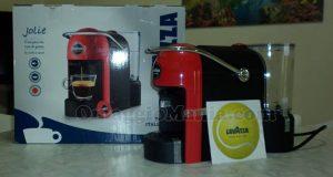 macchina caffè Lavazza a Modo Mio Jolie di Damiano Cosimo