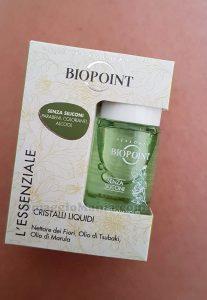minitaglia Biopoint L'Essenziale Cristalli Liquidi
