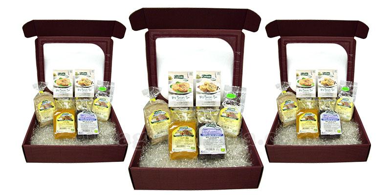 pacco prodotti Cerreto Bio