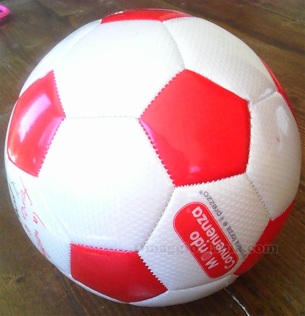 pallone Mondo Convenienza di Lory