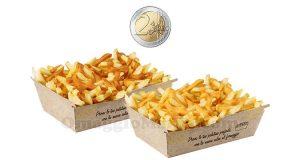 patatine Le Ricche formato doppio 2 euro