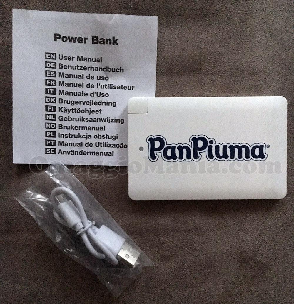 power bank PanPiuma