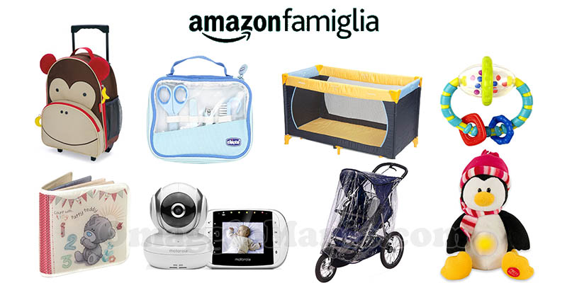 prodotti Amazon Famiglia
