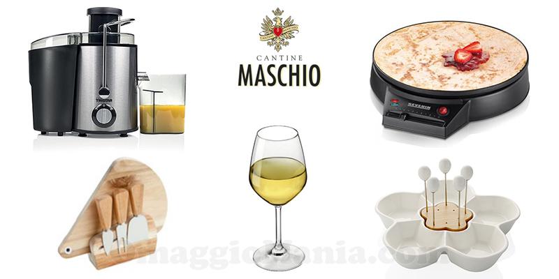 raccolta Maschio ti premia