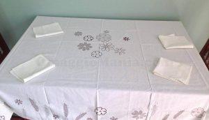 tovaglia Mulino Bianco di Tatiana