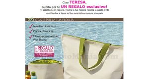 trousse Yves Rocher omaggio via email