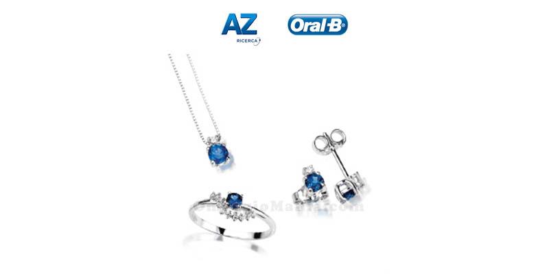 vinci parure con AZ e Oral-B
