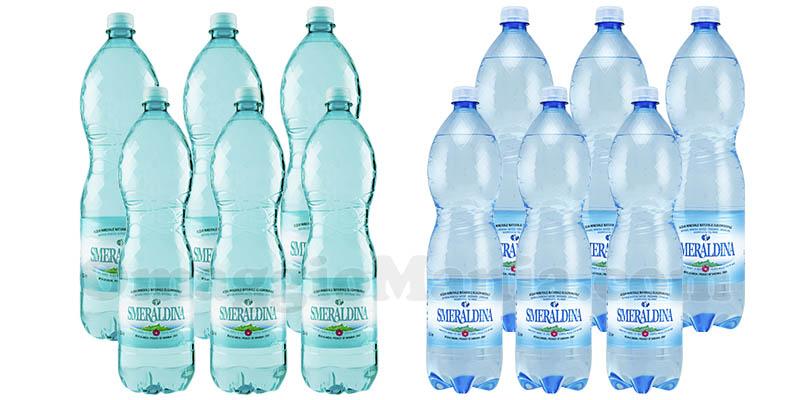 Acqua Smeraldina 12 bottiglie