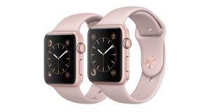 Apple Watch Rosa