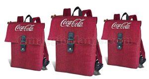 Con Coca Cola vinci uno zaino