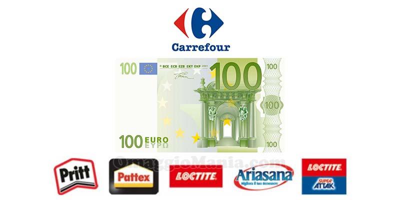 In Carrefour fai la spesa con Henkel 2017