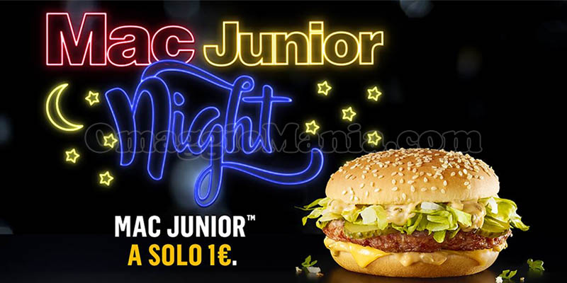 Mac Junior Night McDonald's 2017