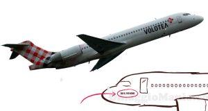Volotea Hello, my plane is...