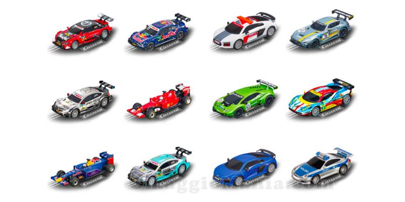 automobili giocattolo Carrera