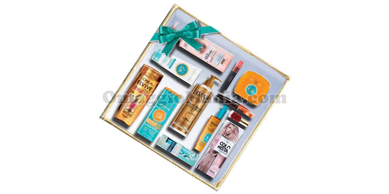 beauty box L'Oréal Un'estate di bellezza