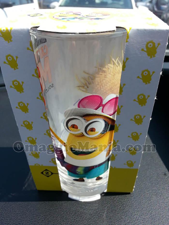 bicchiere Minions di Sabry77
