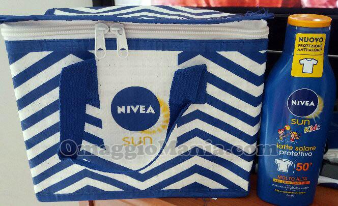 borsa termica Nivea di Nadia