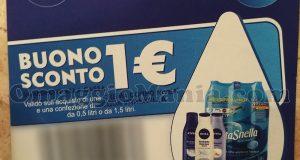 buono sconto Tu idratata al meglio con Nivea & Acqua Vitasnella