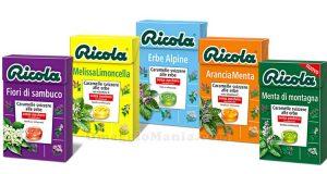 caramelle Ricola kit