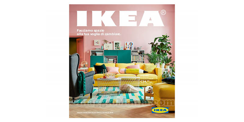 Catalogo ikea 2018 sfoglialo gratis omaggiomania for Catalogo ikea on line