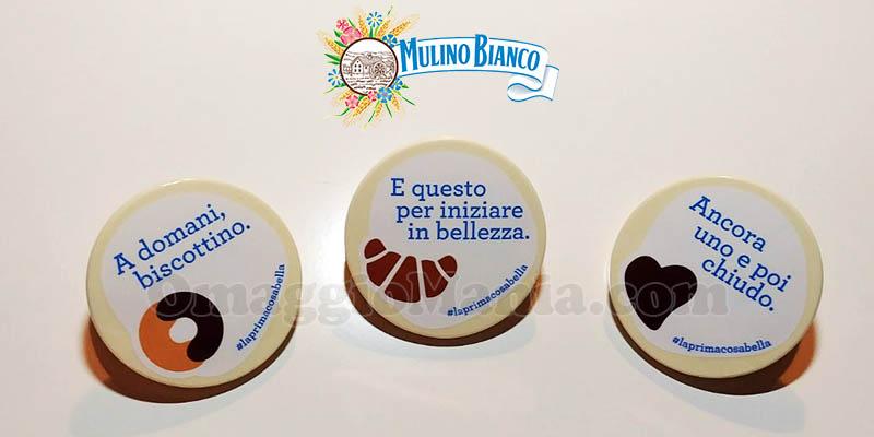 chiudipacco Mulino Bianco 2017 omaggio