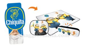 concorso Chiquita Cattivissimo Me 3
