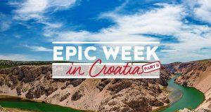 concorso Epic Week in Croatia