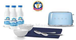 concorso Parmalat 7 Colazioni