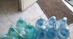 confezioni di acqua Smeraldina di Lucybel