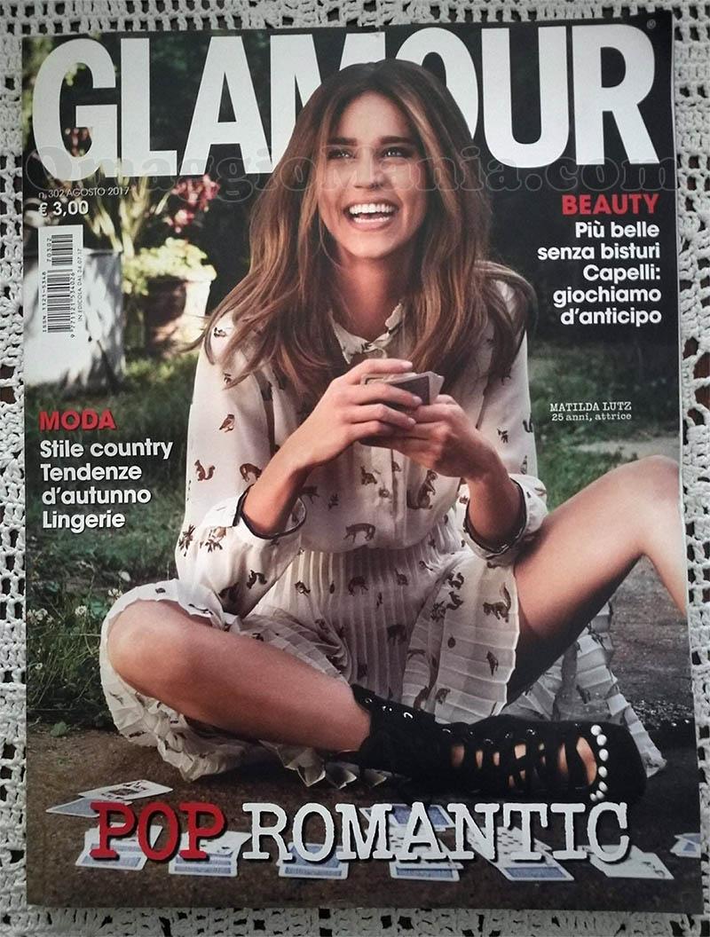 copia omaggio Glamour 302 di Sole