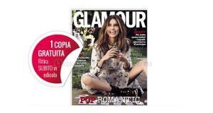 coupon omaggio Glamour n.302